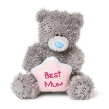 "4"" Best Mum Heart Me to You Bear"