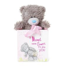 "5"" If Mums Were Flowers Me to You Bear In Bag"