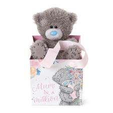 "5"" Mum In A Million Me to You Bear In Bag"