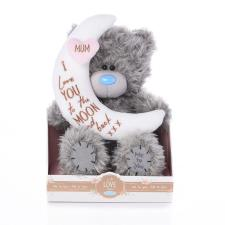 "9"" Mum Love You To The Moon Me to You Bear"