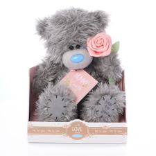 "9"" Mummy Love You Book Me to You Bear"