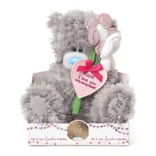 "9"" Mum Flower Bouquet Me to You Bear"