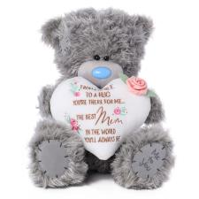 "12"" Mum Padded Heart Verse Me to You Bear"