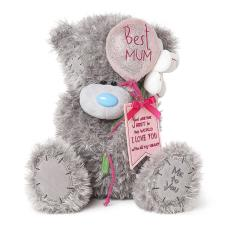 "12"" Best Mum Balloon Me To You Bear"