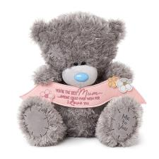 "12"" Best Mum Banner Me to You Bear"