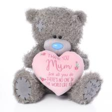 "10"" Mum Verse Heart Me to You Bear"