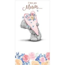 I Love You Mum Me to You Bear Mother's Day Card