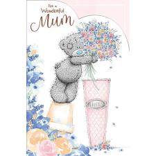 Tatty Teddy With Big Flower Vase Me to You Bear Mother's Day Card
