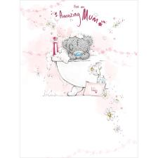 Amazing Mum Bear In Bath Tub Large Me to You Bear Mother's Day Card