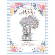 Amazing Mum Large Me to You Bear Mother's Day Card