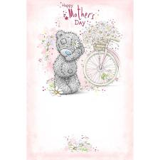 Tatty Teddy With Basket Of Daises Me to You Bear Mother's Day Card