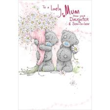 Mum From Daughter & Son In Law Me to You Bear Mother's Day Card
