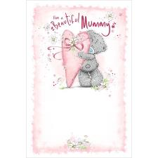 Beautiful Mummy Me to You Bear Mother's Day Card