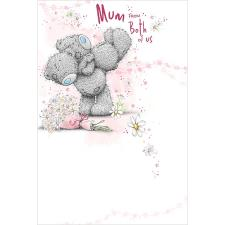 Mum From Both Of Us Me to You Bear Mother's Day Card