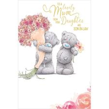 Mum From Daughter And Son In Law Me to You Bear Mother's Day Card
