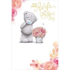 Amazing Wife Me to You Bear Mother's Day Card