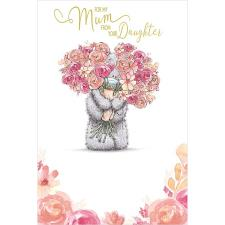 Mum From Daughter Me to You Bear Mother's Day Card