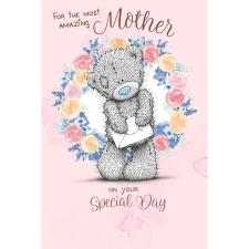 Amazing Mother Me to You Bear Mother's Day Card