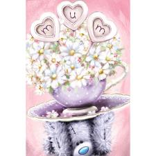 Mum Bear With Flower Teacup Me to You Bear Mother's Day Card