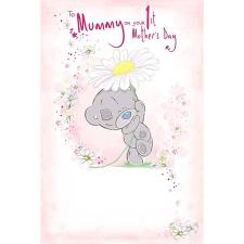 Mummy 1st Tatty Teddy Me to You Bear Mother's Day Card