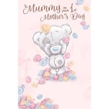 Mummy 1st Me to You Bear Mother's Day Card