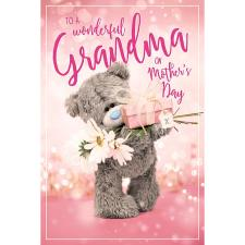 Wonderful Grandma Me to You Bear Mother's Day Card