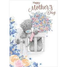 Tatty Teddy At Gate Me to You Bear Mother's Day Card