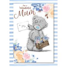For a Wonderful Mum Me to You Bear Mother's Day Card