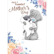 From The Cat Me to You Bear Mother's Day Card