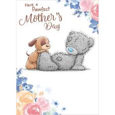 From The Dog Me to You Bear Mother's Day Card