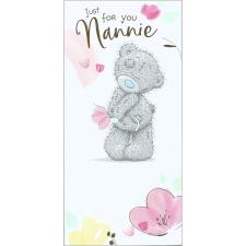 Wonderful Nan Me to You Bear Mother's Day Card