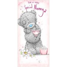 Special Nanny Me to You Bear Mother's Day Card