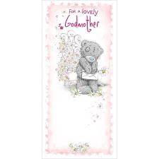 Lovely Godmother Me to You Bear Mother's Day Card