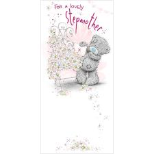 Lovely Stepmother Me to You Bear Mother's Day Card