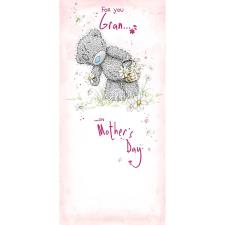 For You Gran Me to You Bear Mother's Day Card