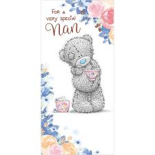 Very Special Nan Me to You Bear Mother's Day Card