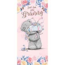 Just For You Granny Me to You Bear Mother's Day Card
