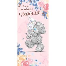 Wonderful Stepmum Me to You Bear Mother's Day Card