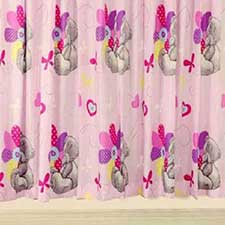 "Me to You Bear Daisy 54"" Curtains"
