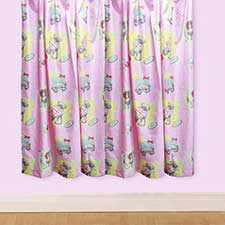 "Me to You Bear Vintage 72"" Ready made Curtain Set"