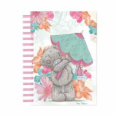 A5 Me to You Bear With Love Notebook