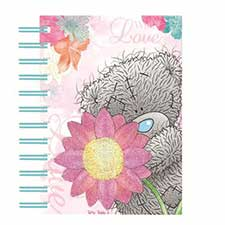 A6 Me to You Bear With Love Notebook