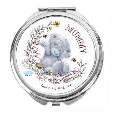 Personalised Me to You Bear Bees Compact Mirror