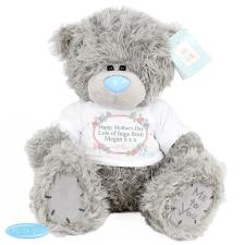 "Personalised 10"" Floral Me to You Bear"
