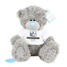 "Personalised 10"" No.1 Me to You Bear"