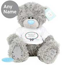 "Personalised 10"" Me to You Bear with Pastel Belle T-Shirt"