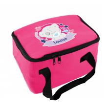 Personalised Me to You Bear Pink Lunch Bag