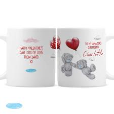 Personalised Me to You Bear Couples Mug