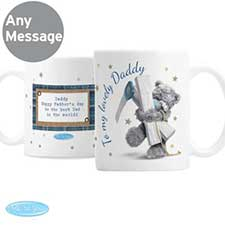 Personalised Me to You Bear DIY Mug
