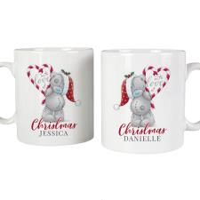 Personalised Me to You With Love At Christmas Couples Mug Set